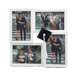 Photo frame on multiple photos