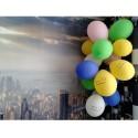 Darček na promócie - balóniky na oslavu promócie
